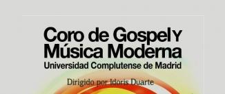 Ir al evento: Concierto Navidad Coro Gospel UCM