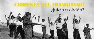 Ir al evento: Mesa redonda, crímenes del franquismo ¿Juicio u olvido?
