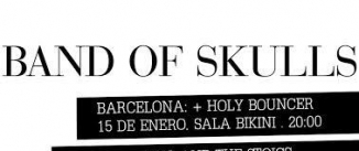 Go to event: BAND OF SKULLS + Zeno and the Stoics