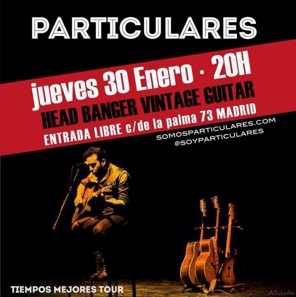Ir al evento: PARTICULARES Rock argentino