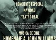 Ir al evento: Concierto homenaje a John Williams, dirigido por Lucas Vidal