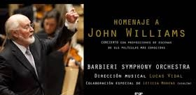 Ir al evento: Música de Cine: Homenaje a John Williams