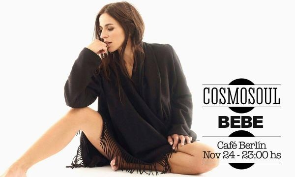 Ir al evento: BEBE & COSMOSOUL FRIENDS