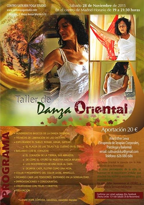 Ir al evento: Danza Salud Oriental