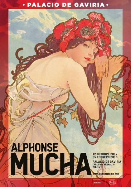 Ir al evento: Alphonse Mucha