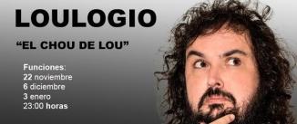 Ir al evento: LOULOGIO. El chou de Lou