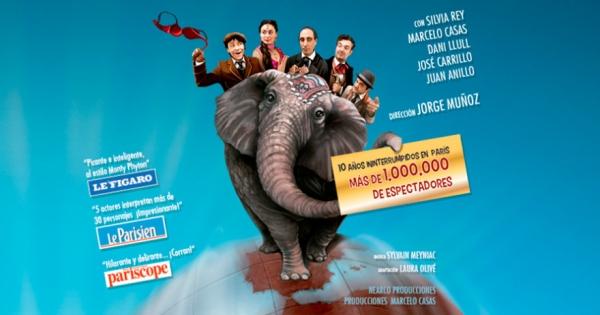Go to event: LA VUELTA AL MUNDO EN 80 DIAS