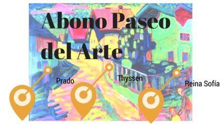 Ir al evento: TICKET PARA EL PASEO DEL ARTE
