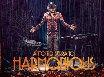 Ir al evento: ANTONIO SERRANO presenta 'Harmonious'
