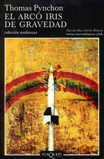 Ir al evento: Tertulia literaria: EL ARCO IRIS DE GRAVEDAD
