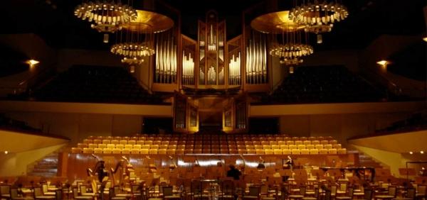 Ir al evento: MAHLER Y PABLO HERAS-CASADO: La Filarmónica