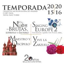Ir al evento: AUDITORIO NACIONAL DE MUSICA - Abono 2015/16