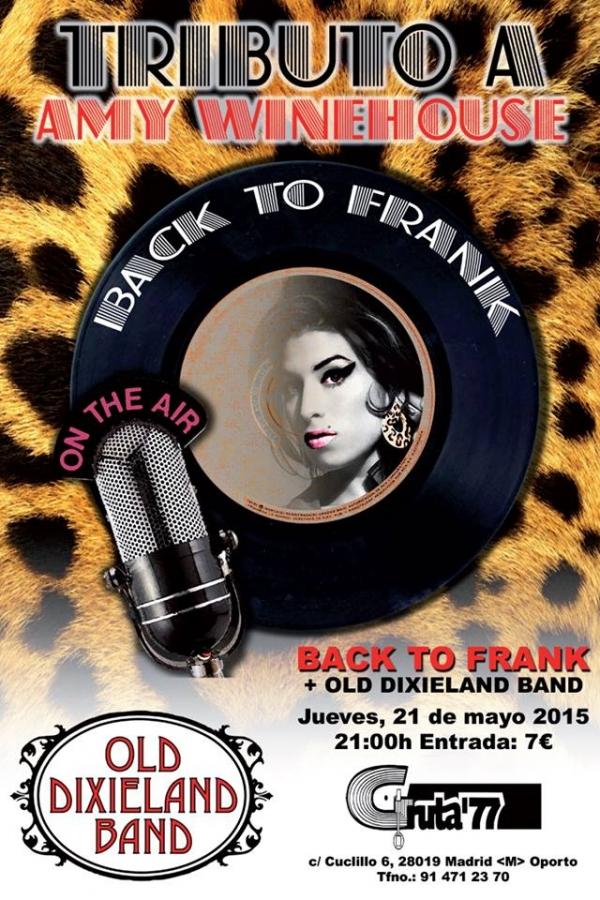 Ir al evento: Tributo a Amy Winehouse