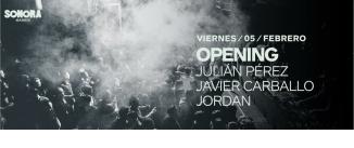 Ir al evento: SALA SONORA MADRID