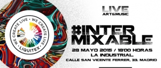 Ir al evento: Liquitex We Create Live