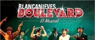 Ir al evento: Blancanieves Boulevard en el Teatro Compac Gran Vía