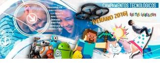 Ir al evento: Campamentos tecnológicos de verano