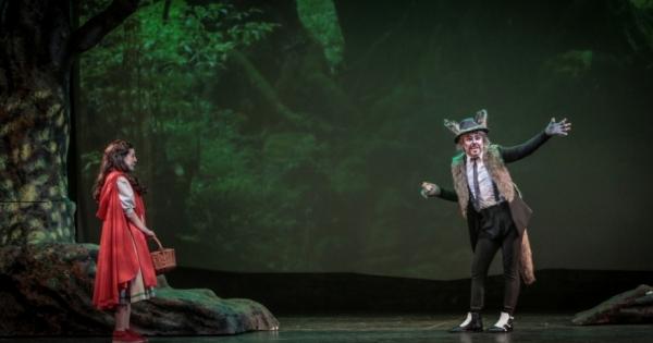 Ir al evento: CAPERUCITA ROJA, el musical