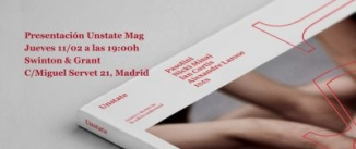 Ir al evento: Presentación Unstate Magazine