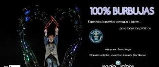 Ir al evento: 100% BURBUJAS