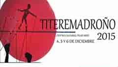 Ir al evento: Festival de Titeres TITIRIMADROÑO
