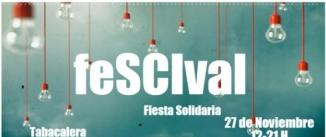 Ir al evento: Fiesta Solidaria de SCI: feSCIval