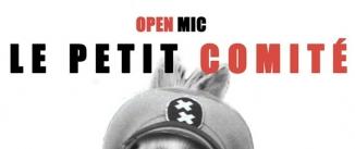 Ir al evento: Le Petit Comité - Micro Abierto de Comedia