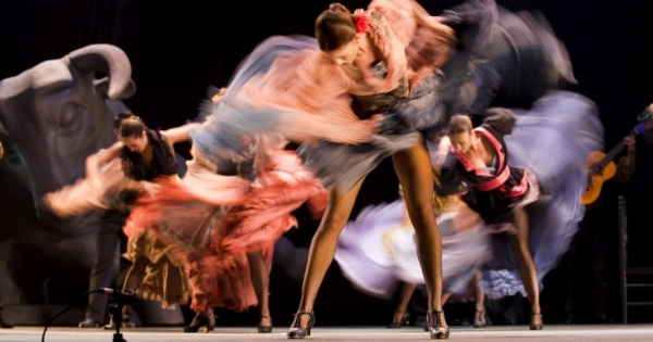 Ir al evento: FLAMENCO EN VIVO Y CENA