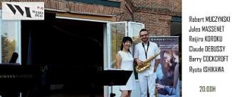 Ir al evento: Concierto Saxofón y Piano