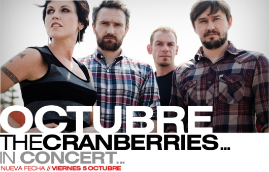 Ir al evento: THE CRANBERRIES