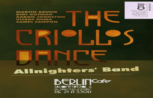 Ir al evento: The Criollos Dance