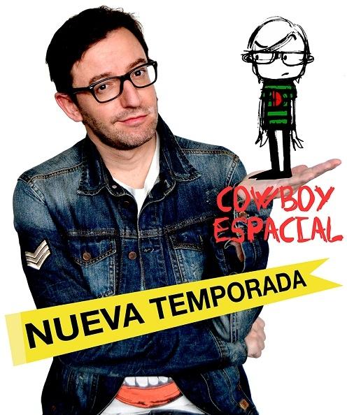 Ir al evento: COWBOY ESPACIAL - David Navarro