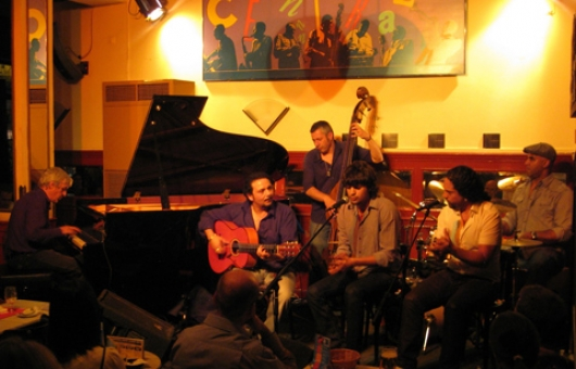 Ir al evento: Flamenco Jazz Company