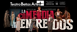 Ir al evento: LA COMEDIA DE LOS ENREDOS de William Shakespeare