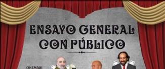 Ir al evento: ENSAYO GENERAL CON PÚBLICO