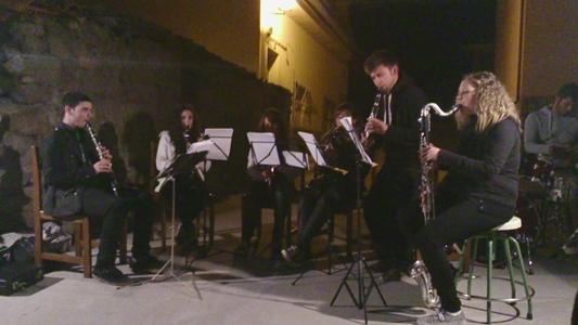 Ir al evento: Equalia Clarinet, seis clarinetes a ritmo de swing
