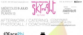 Ir al evento: NETWORKING TERRAZA-ÁTICO HOTEL PUERTA DE AMÉRICA