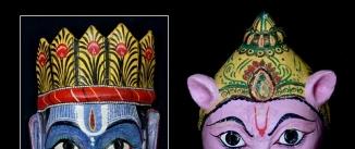 Ir al evento: AKHYAN: exposición de marionetas, máscaras y scrolls de la tradición oral de la India