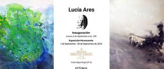 Ir al evento: COMPENDIUM, EXPOSICIÓN DE PINTURA DE LUCÍA ARES en el Hotel Miguel Angel By Blue Bay