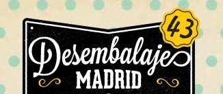 Ir al evento: Desembalaje Madrid