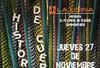 Ir al evento: HISTORIAS DE CUERDAS (Festival de Teatro Semi-montado)