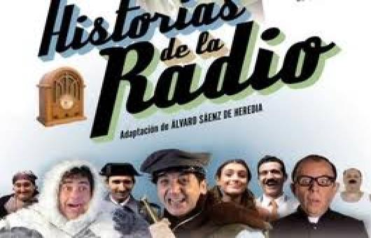Ir al evento: Historias de la radio