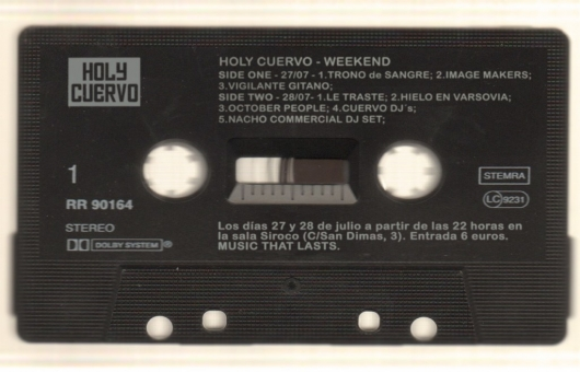 Ir al evento: Holly Cuervo Weekend
