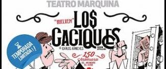 Ir al evento: LOS CACIQUES