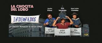 Ir al evento: INDIGNADOS La comedia prohibida en media España