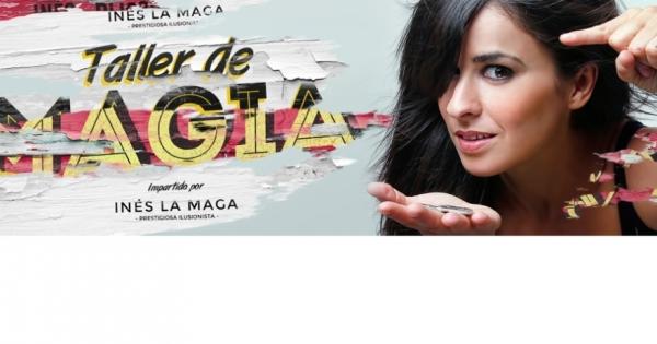 Ir al evento: TALLER INFANTIL DE MAGIA - INES LA MAGA