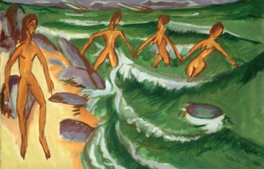 Ir al evento: La pintura de Ernst Ludwig Kirchner