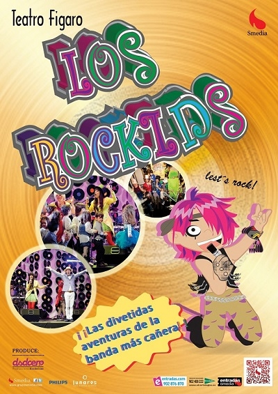 Ir al evento: LOS ROCKIDS