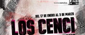 Ir al evento: Los Cenci en el Teatro Español