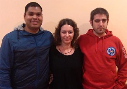Ir al evento: Lucía Cerezo Trío, acústico en español